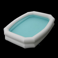 Blanco inflable piscina[GP062]