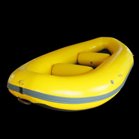 Bote inflable amarillo[GT122]