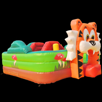 Obstáculo inflable TigerGF108